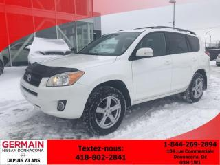 Used 2012 Toyota RAV4 Awd - Cruise for sale in Donnacona, QC
