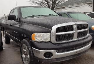 Used 2005 Dodge Ram 1500 SLT for sale in Sarnia, ON