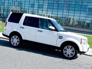 Used 2010 Land Rover LR4 LUXURY|NAVI|REARCAM|PANOROOF|7 SEATS for sale in Toronto, ON