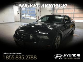 Used 2014 Ford Mustang GT 5.0 + NAVI + GARANTIE + MAGS + CUIR + for sale in Drummondville, QC