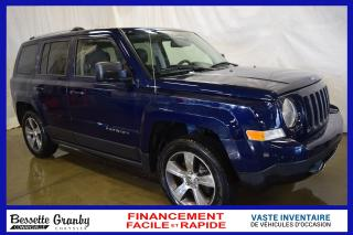 Used 2017 Jeep Patriot High Altitude for sale in Granby, QC