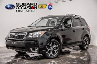 Used 2015 Subaru Forester Xt Ltd for sale in Boisbriand, QC