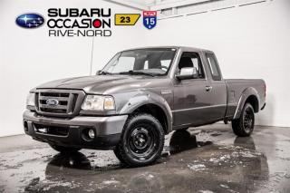 Used 2010 Ford Ranger Sport V6 for sale in Boisbriand, QC