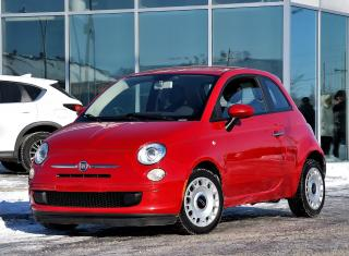 Used 2013 Fiat 500 Pop for sale in Lachine, QC
