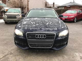 Used 2011 Audi A4 2.0T Anniversary Edition for sale in Hamilton, ON