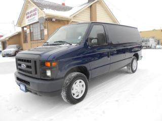 Used 2014 Ford Econoline CARGO Loaded 4.6L V8 Certified ONLY 8,000KMs for sale in Etobicoke, ON
