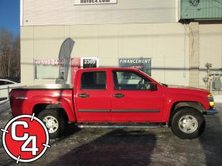Used 2007 GMC Canyon Sle Z71 Crem 4x4 for sale in St-Jérôme, QC