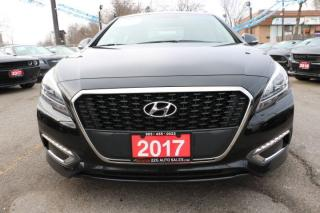 Used 2017 Hyundai Sonata Limited ACCIDENT FREE for sale in Brampton, ON
