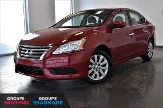 Used 2013 Nissan Sentra Sv Bluetooth for sale in Brossard, QC