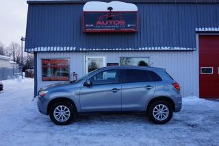 Used 2012 Mitsubishi RVR Se 2.0l Fwd 5 Vit for sale in Lévis, QC