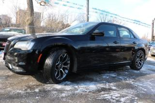 Used 2018 Chrysler 300 300S ACCIDENT FREE for sale in Brampton, ON