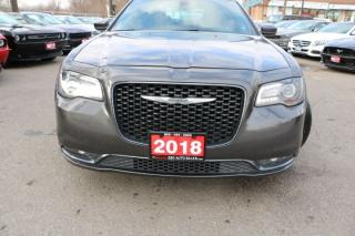 Used 2018 Chrysler 300 300S AWD ACCIDENT FREE for sale in Brampton, ON