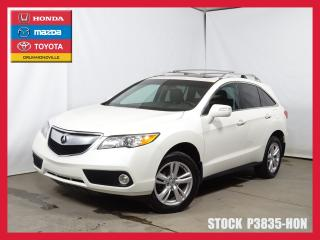 Used 2015 Acura RDX Tech. Pack+gps+cuir for sale in Drummondville, QC