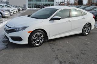 Used 2016 Honda Civic LX **Apple CarPlay/Android Auto** for sale in Longueuil, QC