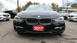 Used 2017 BMW 3 Series 320i xDrive Accident Free for sale in Brampton, ON