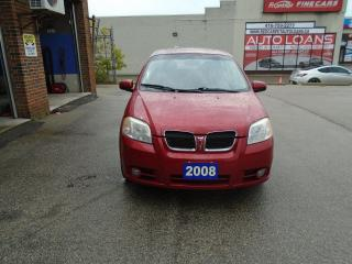 Used 2008 Pontiac Wave SE for sale in Scarborough, ON
