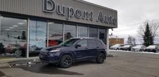 Used 2015 Jeep Cherokee Jeep Cherokee Sport 4x4 2,4L for sale in Alma, QC