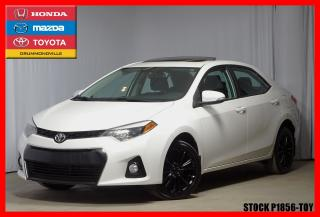Used 2015 Toyota Corolla S Rare 50 Ième for sale in Drummondville, QC