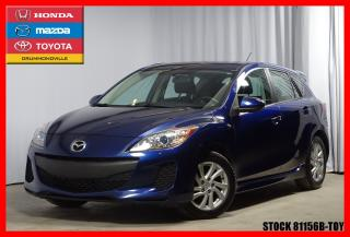 Used 2012 Mazda MAZDA3 Gs Skyactiv 155hp for sale in Drummondville, QC