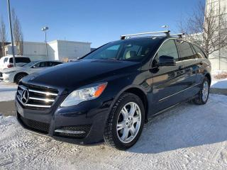 Used 2013 Mercedes-Benz R-Class R 350 for sale in Edmonton, AB