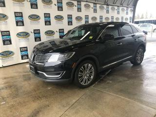 Used 2016 Lincoln MKX Reserve- Low km's, luxury SUV! for sale in Campbell River, BC