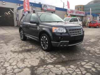 Used 2010 Land Rover LR2 HSE w/NAVI_BLUETOOTH_PANORAMIC ROOF for sale in Oakville, ON
