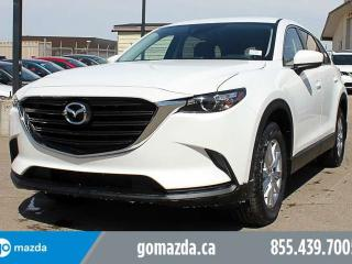 New 2019 Mazda CX-9 GS AWD for sale in Edmonton, AB
