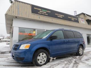 Used 2010 Dodge Grand Caravan FULL STOW AND GO,REAR POWER WINDOWS,REAR A/C for sale in Mississauga, ON