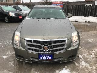 Used 2011 Cadillac CTS Luxury for sale in Hamilton, ON