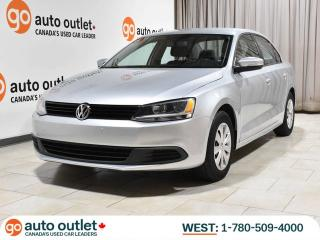 Used 2014 Volkswagen Jetta Sedan Trendline+ Auto, Heated Seats for sale in Edmonton, AB