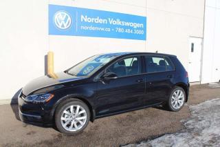 New 2019 Volkswagen Golf Execline for sale in Edmonton, AB