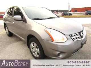 Used 2012 Nissan Rogue 2.5 S - FWD for sale in Woodbridge, ON