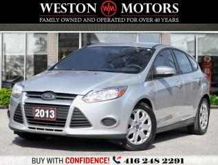Used 2013 Ford Focus SE*POWER GROUP*BLUETOOTH*ACC FREE!!* for sale in Toronto, ON