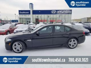 Used 2012 BMW 5 Series 535i xDrive/AWD/SUNROOF/LEATHER for sale in Edmonton, AB