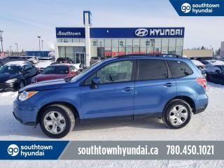 Used 2016 Subaru Forester 2.5i/BACKUP CAM/HEATED SEATS/BLUETOOTH for sale in Edmonton, AB