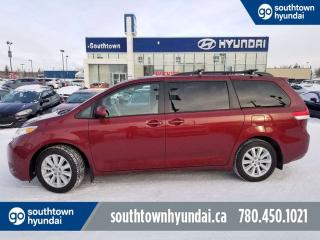 Used 2014 Toyota Sienna LE/AWD/BACKUP CAM/HEATED SEATS/BLUETOOTH for sale in Edmonton, AB