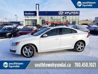 Used 2016 Volvo S60 T5 Special Edition Premier/AWD/SUNROOF/LEATHER for sale in Edmonton, AB
