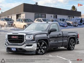 Used 2016 GMC Sierra 1500 SLE,4X4,ONE OWNER,LOWERED,TOW PKG for sale in Barrie, ON