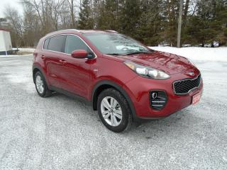 Used 2019 Kia Sportage LX AWD for sale in Beaverton, ON