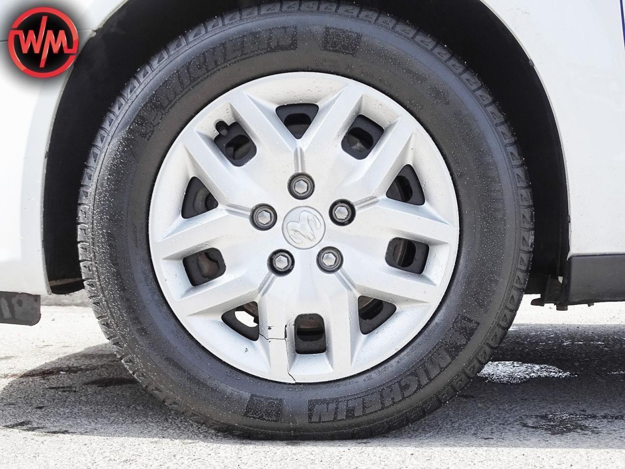 2012 Dodge Ram Van