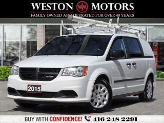 Used 2015 Dodge Ram Van CARGO*ROOF RACKS*SHELVING*REV CAM*RDY FOR WORK!! for sale in Toronto, ON