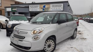 Used 2014 Fiat 500L Pop for sale in Etobicoke, ON