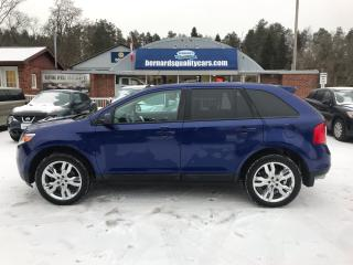 Used 2013 Ford Edge SEL for sale in Flesherton, ON