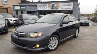 Used 2011 Subaru Impreza 2.5i w/Limited Pkg for sale in Etobicoke, ON