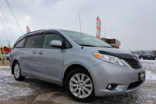 Used 2014 Toyota Sienna XLE-CLEAN CARFAX|ONE OWNER|BACKUP CAM|BLINDSPOT for sale in Oakville, ON