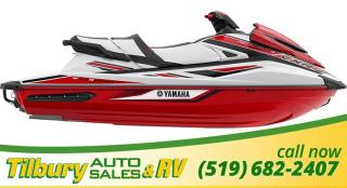 New 2019 Yamaha VXR 4-cylinder, 4-stroke, 1.8 Litre engine for sale in Tilbury, ON