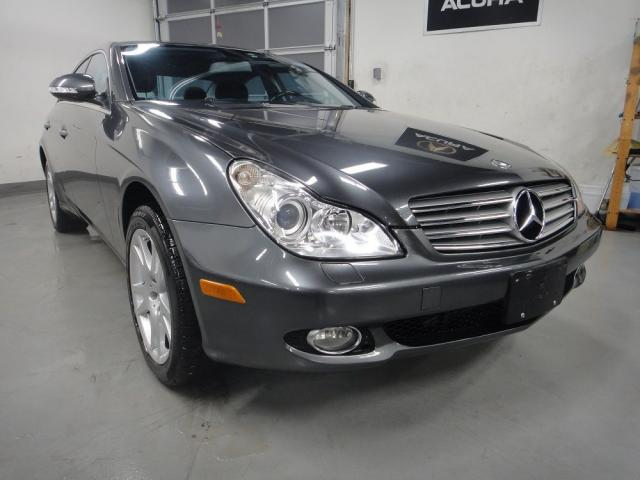 2007 Mercedes-Benz CLS-Class MUST SEE,ALL SERVICE RECORDS,NO ACCIDENT,NAVI
