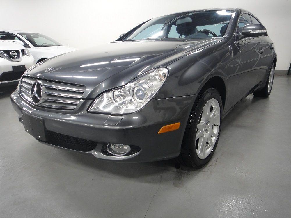 2007 Mercedes-Benz CLS-Class