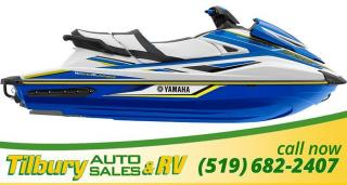 New 2019 Yamaha VXR 4-cylinder, 4-stroke, 1.8 Litre High Output engine for sale in Tilbury, ON