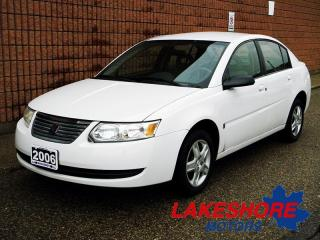 Used 2006 Saturn Ion || CERTIFIED || AUTO for sale in Waterloo, ON